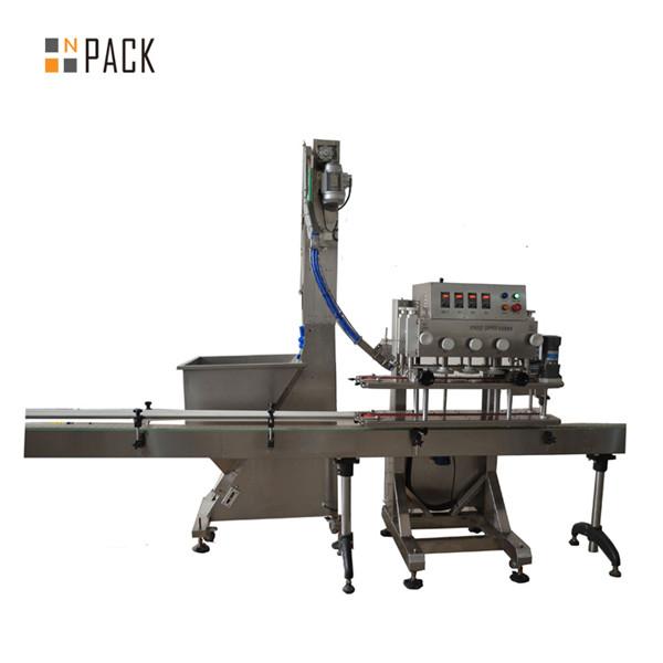 Automatische 6-Rad-Linear-Abzugskappmaschine 3