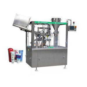 Automatische Füll- und Versiegelungsmaschine für Salben für weiche Haut
