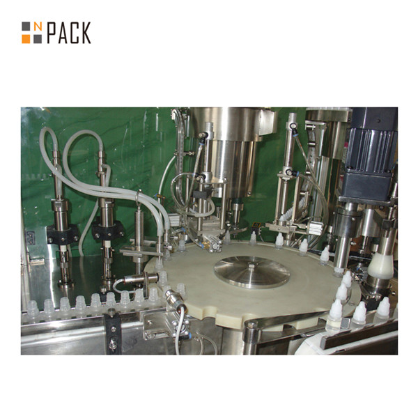 Automatische peristaltische Rotationspumpenflaschenfüllmaschine 3