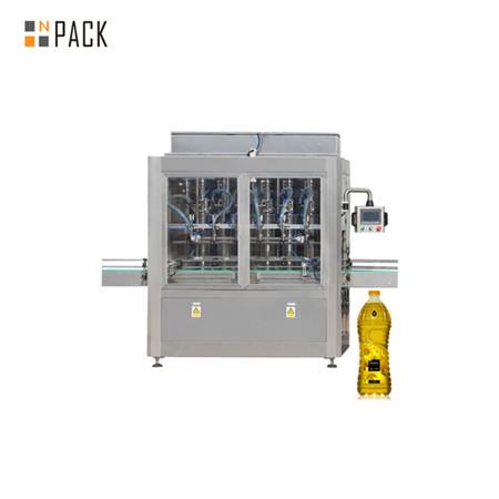 Kundenspezifische Schmierölfüllmaschine für 1L bis 5L