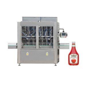 Marmeladenfüllmaschine für Tomatenmarkensauce