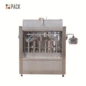 Automatische Flüssigkeitsfüllmaschine für volumetrische Tomatensauce