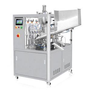 Ultraschallversiegelung Kosmetikrohrfüllmaschine