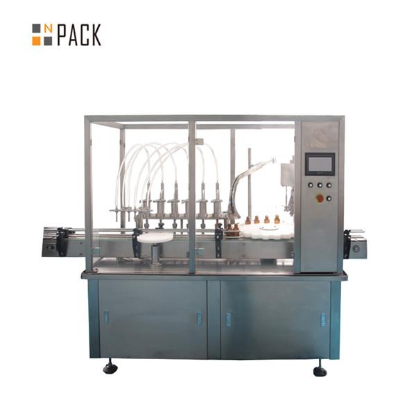 Monoblock kleine automatische Füllmaschine für ätherische Öle