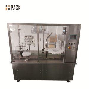 40-1000ml vollautomatische Digitalsteuerung und Flüssigkeitsfüllmaschine