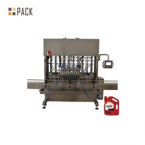 hochwertige vollautomatische kleine tomatenpaste flasche füllung verschluss etikettiermaschine für glas
