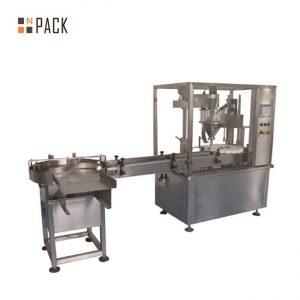 2 Unzen Füllmaschine Fläschchen Füll- und Verschließmaschine