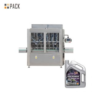 5-5000 ml Pneumatische Kolbenhonigfüller-Pastenfüllmaschine mit einem Kopf für Flüssigkeitsflaschen