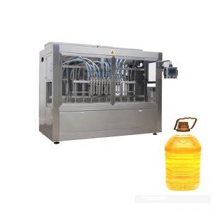 Kaltgepresstes Olivenöl / Mischöl-Füllungs-Etikettiermaschine