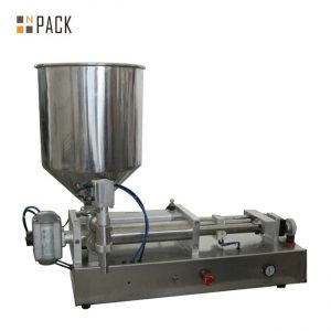 Costomic 2 Heads Halbautomatische Säureflüssigkeits-Füllmaschine