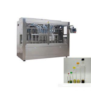 automatische Glasflasche Erdbeermarmeladensauce Füllmaschine