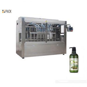 Komplette automatische Handbade-Shampoofüllmaschine in Flaschen