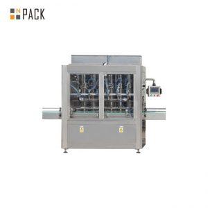 Qualitäts-Speiseöl-Füllmaschinen-Pflanzenöl-Flaschen-Füllungs-mit einer Kappe bedeckende Maschine