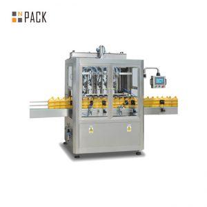 Automatische Glasfüllung Verpackungsmaschine / 5 Gallonen Waschen Verschließen Füllmaschine