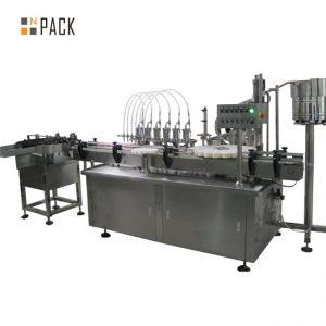 10ml Augentropfenfüllmaschine und Etikettiermaschine