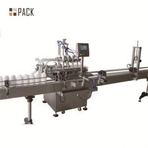 Sojasauce Essig Füllmaschine, Pflanzenöl Füllmaschine, Sauce Maschine