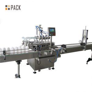 Automatische 5-Liter-Speiseölfüllmaschine für Speiseflaschen