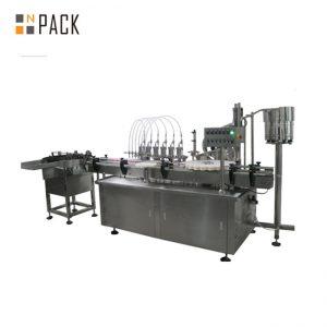 10ml & 60ml Fabrikpreis E Flüssigflaschenfüllmaschine