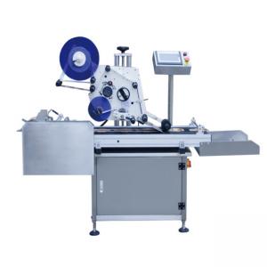 selbstklebende Etikettiermaschine mit flacher Oberseite